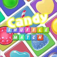 Candy Shuffle Match free Android and iOS puzzle game for children