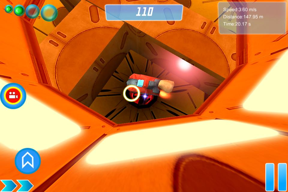 Rage quit racer free game for Android and iOS