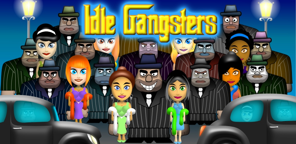 Idle Gangsters for iOS, Android and Facebook Gameroom | DrMop