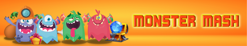 Monster Mash Idle Merge Facebook Instant Game