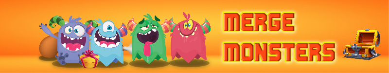 Merge Monsters Facebook Instant game
