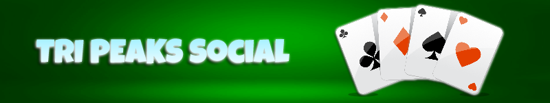 Tri Peaks Solitaire Social